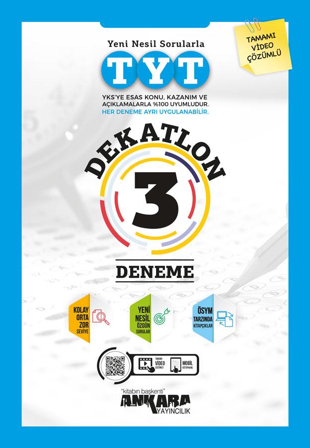 YKS-TYT Dekatlon 3 Deneme