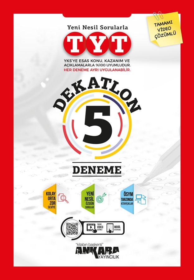 YKS-TYT Dekatlon 5 Deneme